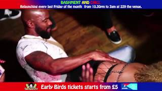 Bashment and Chill - The dancehall addicts meeting spot inna London