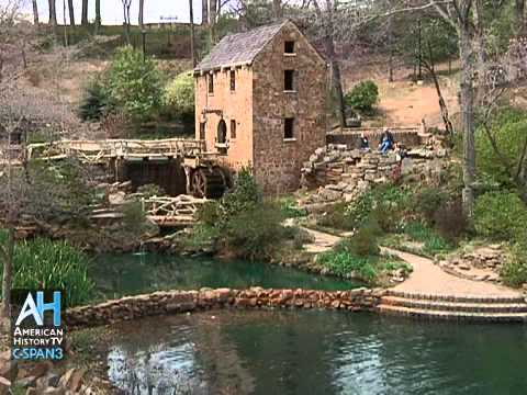 LCV Cities Tour - Little Rock:North Little Rock's Old Mill