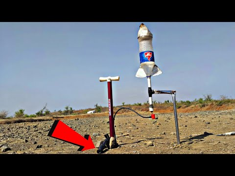 how-to-make-water-bottle-rocket-at-home