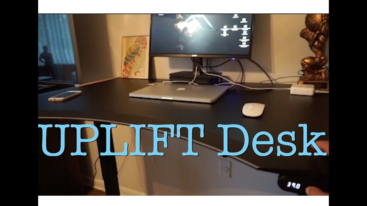UPLIFT Power Standing Desk Review Sitting WILL Kill You YouTube