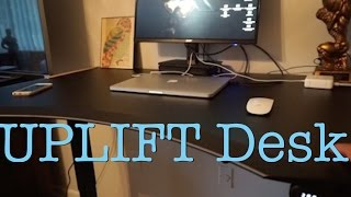 UPLIFT Power Standing Desk Review Sitting WILL Kill You