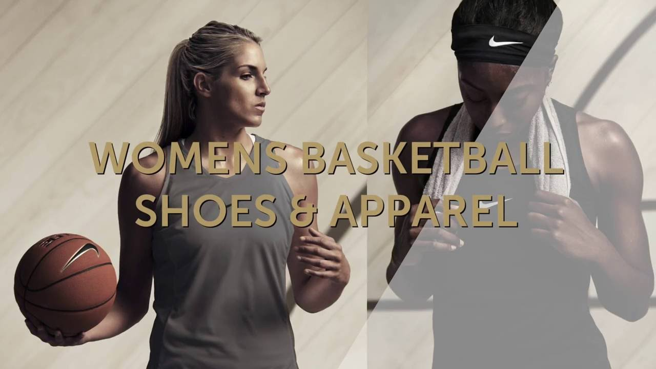 457ead7b760dfb Nike Womens Basketball Shoes   Apparel at solestory.se! - YouTube