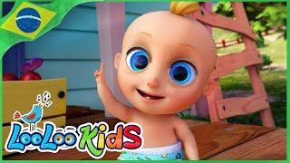 Um Dedinho - Canções infantis para crianças