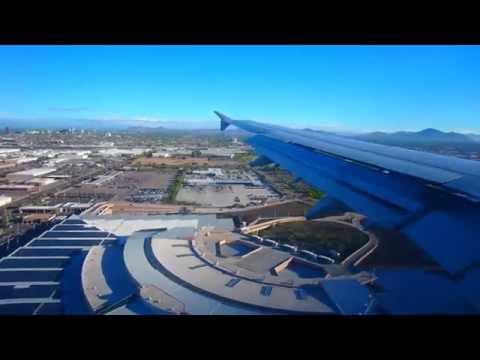 San Diego - Orlando  ПРОБЛЕМЫ с ПОСАДКОЙ US Airways FloridaYalta 16.09.2015
