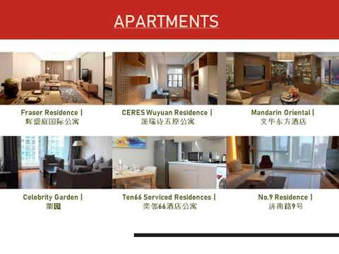 Shanghai serviced apartment rental