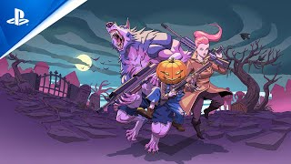 Savage Halloween - Release Date Announcement Trailer | PS4