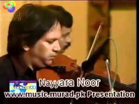 Nayyara Noor Roothe Ho Tum Tumko Lyrics