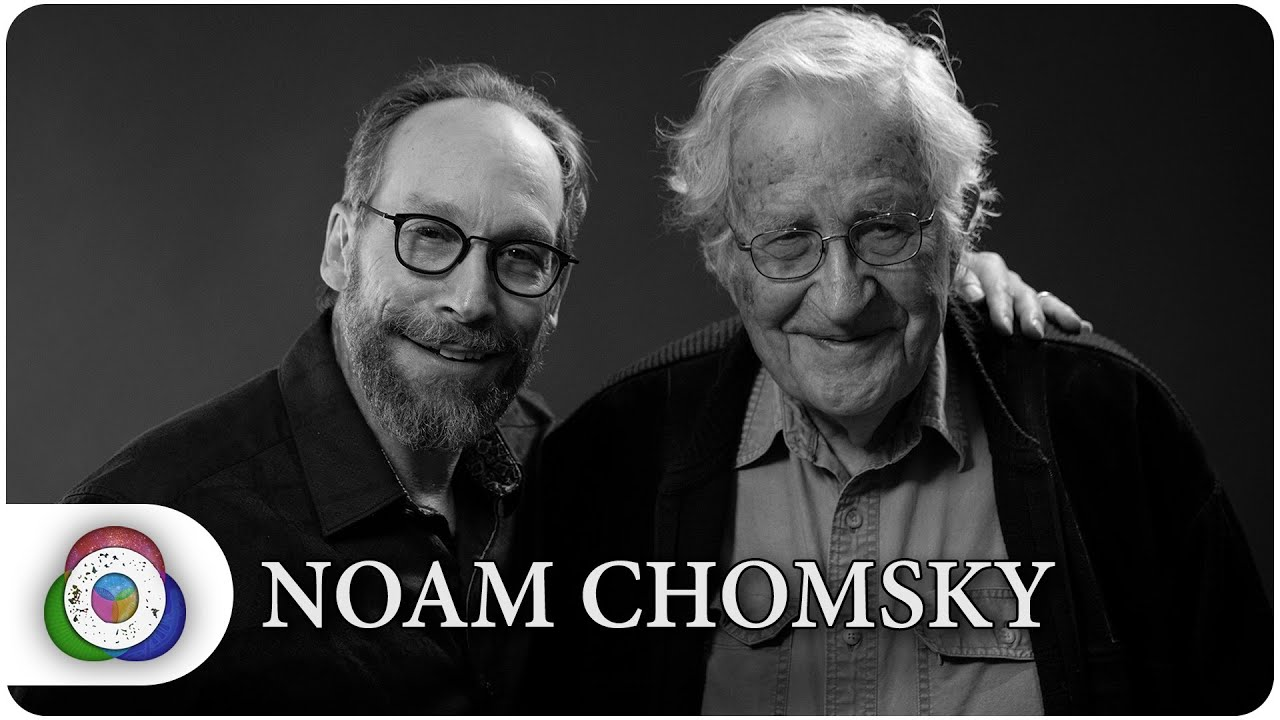 Noam Chomsky - The Origins Podcast with Lawrence Krauss - FULL VIDEO