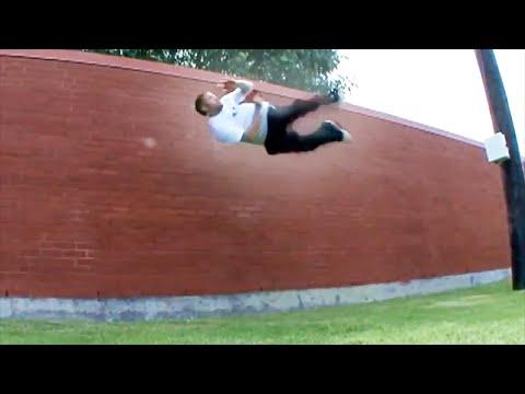 Texas Insanity - TappBrothers - Freerunning/Stunts #tbt