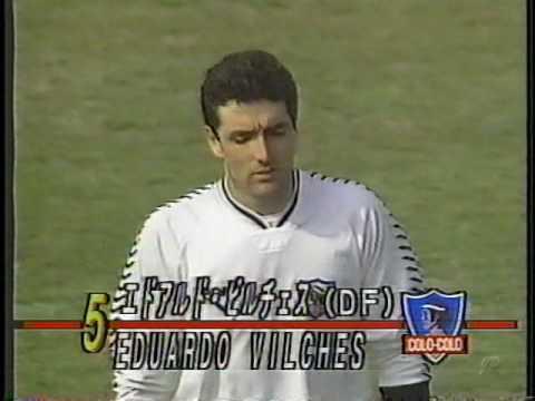 1992. Final Recopa. Cruzeiro - Colo-Colo