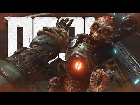 DOOM - Beauty In Death - Compilation of Death Scenes