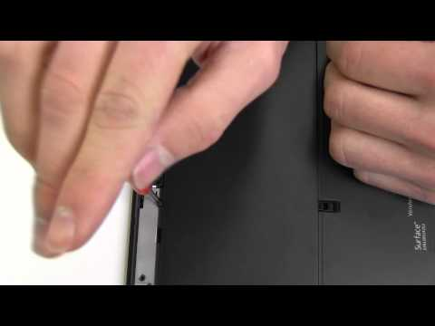 How To Replace Your Microsoft Surface RT Battery