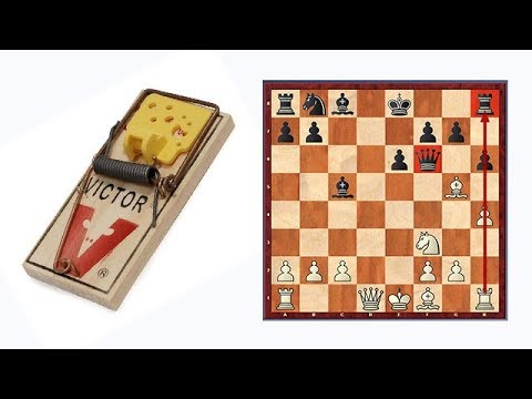 A Dirty Chess Trap In French Defense