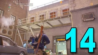 The Division - Part 14 - Find a Way Up! (Let