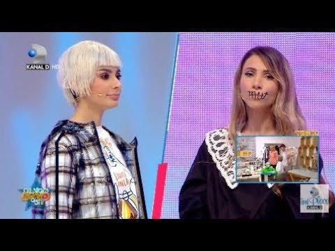 "Bravo, ai stil! All Stars (17.04.2018) - Silvia a desfiintat tinuta Marisei: ""Ai o tinuta de...!"""