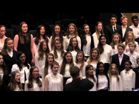 California Dreamin' - ISS Spring Music Concert (April 2016)