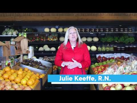 CHPW Nurse Julie: How to Eat Healthy