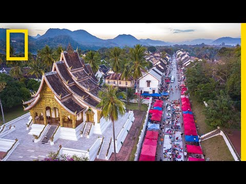 Explore the Stunning Beauty of Laos's Louangphrabang | National Geographic
