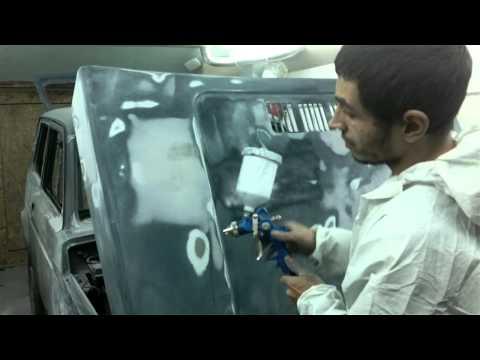 Кузовные работы своими руками — Видео