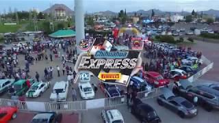 Chihuahua Express 2019 - dia0 El Palomar