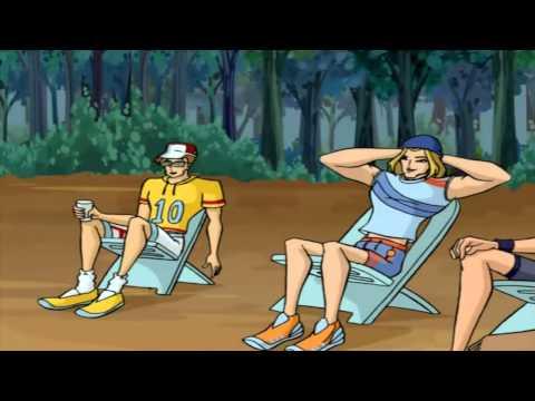 "Winx Club Season 2 Episode 21 ""Charmix Power"" RAI English HD"