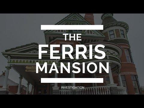Ghost Girl Diaries: Ferris Mansion