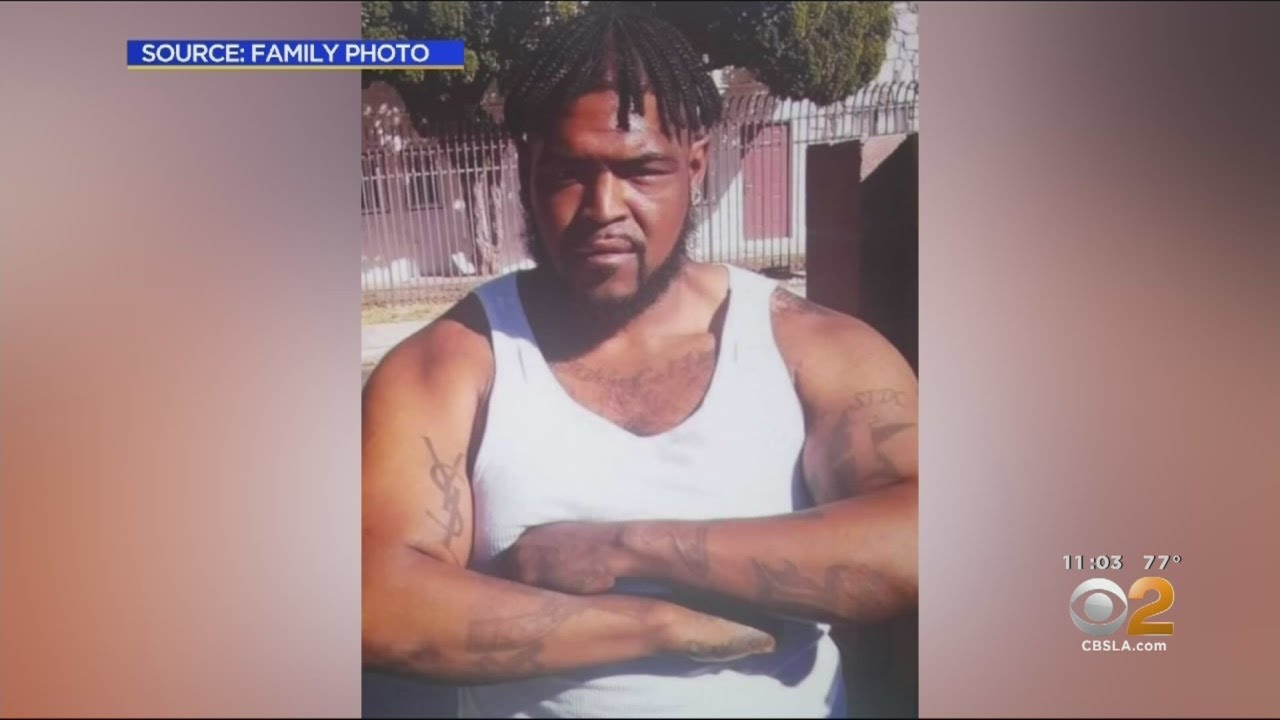 Protesters Demand Answers After Bicyclist Shot, Killed By Deputies ...