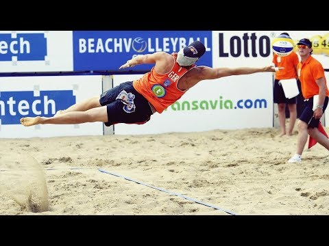 TOP 40 Crazy Actions Beach Volleyball | FIVB Beach Volleyball World Champs 2017