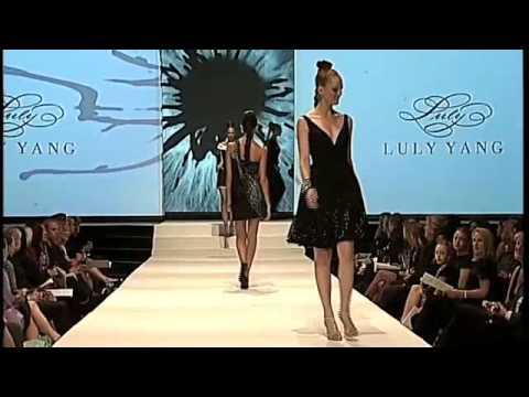 Luly Yang 2020 Fashion Show pt2