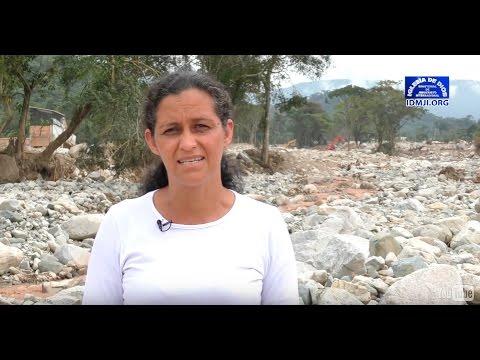 Testimonios en Mocoa, Putumayo (Colombia) - Abril 2017