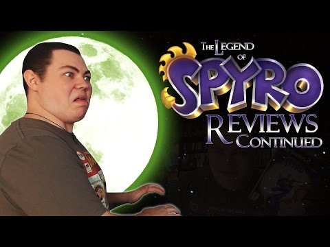 The Legend of Spyro Reviews Continued - Square Eyed Jak