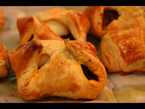 Easy Egg Puffs using ready-made puff pastry~ anyone can do this