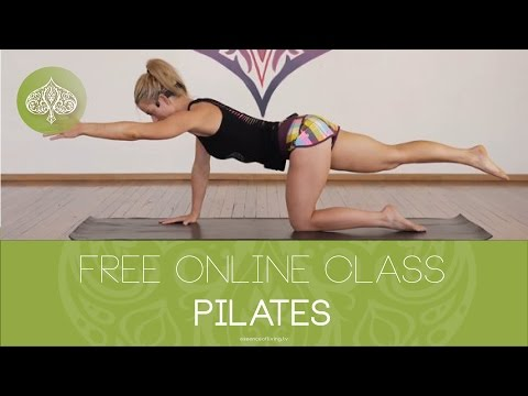Back Strengthening Pilates Michelle Merrifield