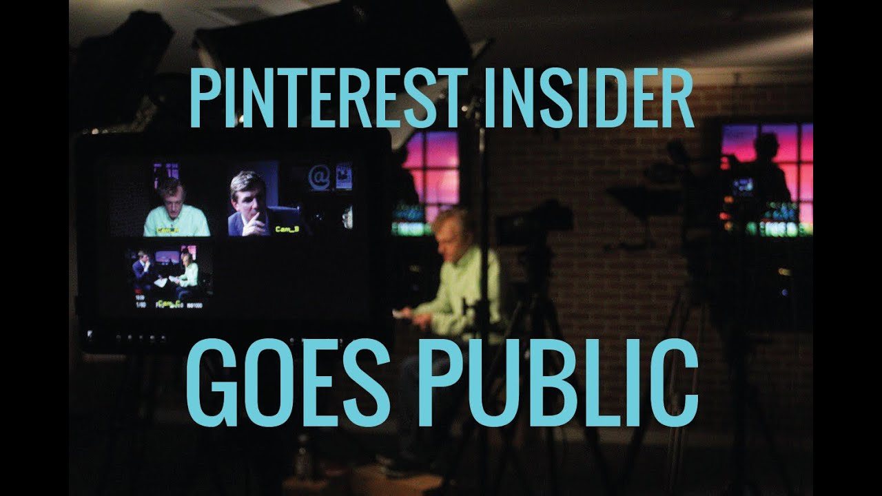 "Project Veritas Features - Pinterest Insider Speaks Out: ""The tech companies can't fight u"
