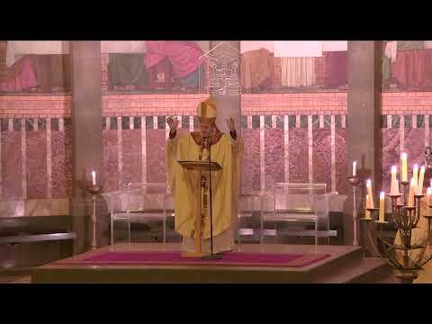 Livestream Chrismamis Kathedraal