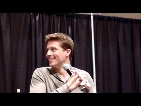 Brock Kelly at the 2010 Supernatural Chicago Con