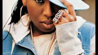 Missy Elliot-All In My Grill-Instrumental