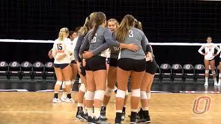 Highlights: Volleyball vs. UTEP