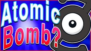 Unown are Based on Atomic Bomb Victims?? Pokémon Theory