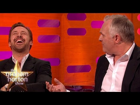 Thumbnail: Ryan Gosling Can't Cope With Greg Davies' Ridiculous Story - The Graham Norton Show