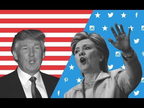 The abnormal 2016 presidential election: Donald Trump or Hillary Clinton?