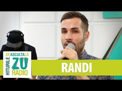 Randi - Ochii ăia verzi (Live la Radio ZU)