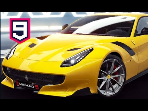 Repeat Asphalt 9 Multiplayer - I was farming with Asterion     these