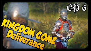 Kingdom Come Deliverance ➤ THERE WILL BE BLOOD! [Kingdom Come Deliverance Gameplay][Part 6]