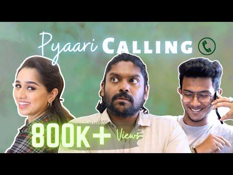 Download Pyaari Calling   Vidhu Prathap   Deepthi Vidhu Prathap   SketchVideo