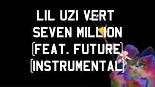 Lil Uzi Vert Seven Million (feat. Future) (Instrumental)