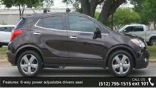 2013 Buick Encore CONVENIENCE - Covert Ford Chevrolet Hut...