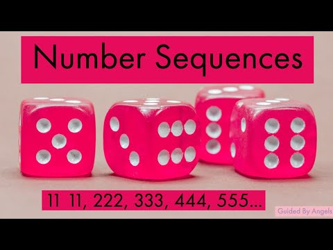 🔥NUMBER SEQUENCES 🔥What The Angels Say They Really Mean 😇