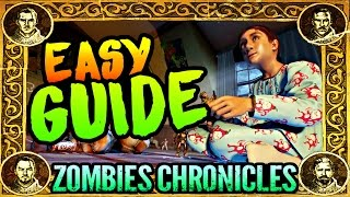 ULTIMATE ORIGINS EASTER EGG GUIDE: BO3 Zombies Chronicles Origins Easter Egg Walkthrough Tutorial