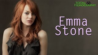 Emma Stone | EVERY movie through the years | Total Filmography